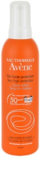 Avène Sun Kids napozó spray gyermekeknek SPF50+