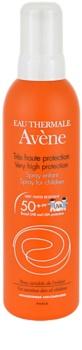 Avène Sun Kids spray pentru protectie solara pentru copii SPF 50+