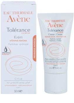 Avène Tolérance Extreme заспокоюючий та зволожуючий крем для чутливої та гіперчутливої шкіри