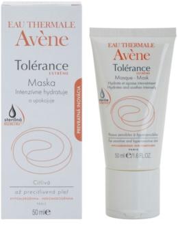 Avène Tolérance Extreme intenzivní hydratační maska pro zklidnění pleti