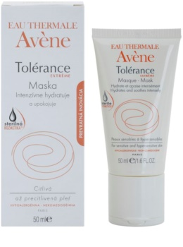Avène Tolérance Extreme maschera idratante intensiva per lenire la pelle