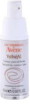 Avène YsthéAL crema de noche para contorno de ojos y labios