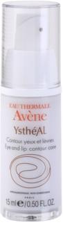 Avène YsthéAL nočna krema za konturo oči in ustnic