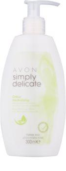 Avon Simply Delicate Gel für die Intimhygiene mit Kamille