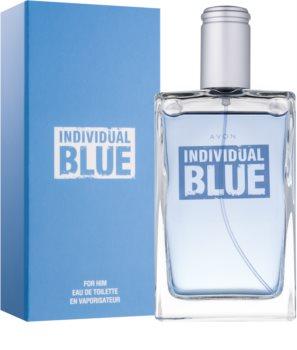 Avon Individual Blue for Him toaletní voda pro muže 100 ml