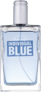 Avon Individual Blue for Him Eau de Toilette voor Mannen 100 ml