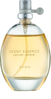 Avon Scent Essence Velvet Amber Eau de Toilette voor Vrouwen  30 ml