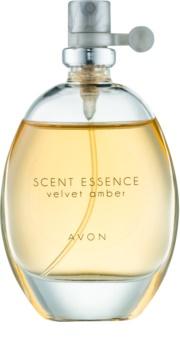 Avon Scent Essence Velvet Amber toaletní voda pro ženy 30 ml