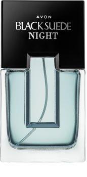 Avon Black Suede Night Eau de Toilette for Men 75 ml