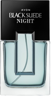 Avon Black Suede Night Eau de Toilette for Men 75 ml