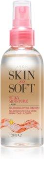 Avon Skin So Soft óleo de argão para corpo