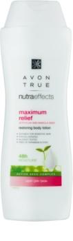 Avon True NutraEffects lait corporel rénovateur