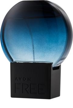 Avon Free For Him eau de toilette pentru bărbați 75 ml