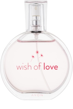 Avon Wish of Love Eau de Toilette for Women 50 ml
