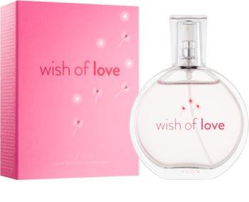 Avon Wish of Love woda toaletowa dla kobiet 50 ml