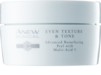 Avon Anew Clinical peelingové pleťové tampóny pre zjednotenie farebného tónu pleti