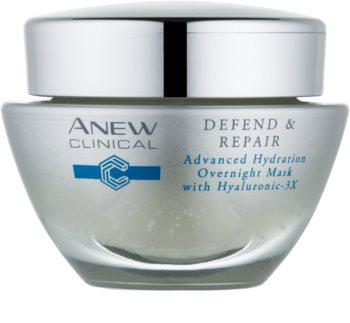 Avon Anew Clinical Overnight Moisturizing Mask Regenerative Effect