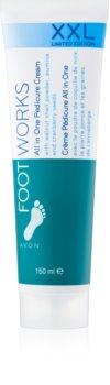 Avon Foot Works XXL peeling do stóp