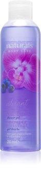 Avon Naturals Body душ гел  с орхидея и боровинка