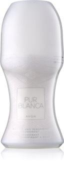 Avon Pur Blanca deodorant roll-on pentru femei 50 ml