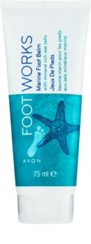Avon Foot Works Healthy Moisturizing Balm For Legs