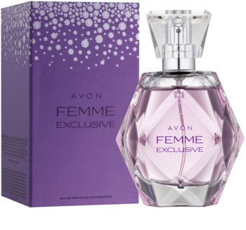 Avon Femme Exclusive Eau de Parfum for Women 50 ml