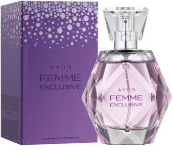 Avon Femme Exclusive eau de parfum pour femme 50 ml