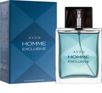 Avon Homme Exclusive eau de toilette férfiaknak 75 ml