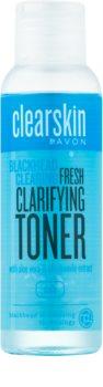 Avon Clearskin  Blackhead Clearing oczyszczająca woda do twarzy przeciw zaskórnikom