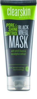 Avon Clearskin  Pore & Shine Control maska za dubinsko čišćenje za mat izgled