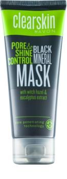Avon Clearskin Pore & Shine Control masque matifiant et purifiant en profondeur