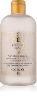 Avon Planet Spa Caribbean Escape eliksir do kąpieli z wyciągami z pereł i alg morskich