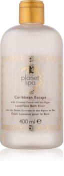 Avon Planet Spa Caribbean Escape elixír do koupele s výtažky z perel a mořských řas