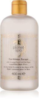 Avon Planet Spa Caribbean Escape elixir para el baño con extracto de perla y algas marinas