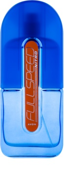 Avon Full Speed Nitro Eau de Toilette für Herren 75 ml