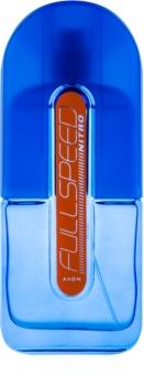 Avon Full Speed Nitro Eau de Toilette für Herren 75 ml