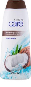 Avon Care vlažilen gel za prhanje s kokosovim oljem