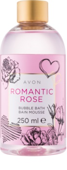 Avon Bubble Bath schiuma da bagno con aroma di rose