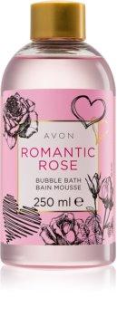 Avon Bubble Bath koupelová pěna s vůní růží