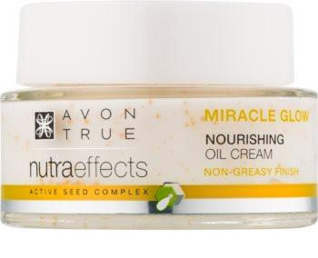 Avon True NutraEffects crema illuminante effetto nutriente