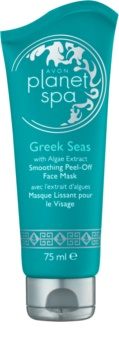 Avon Planet Spa Greek Seas masque peel-off visage effet lissant