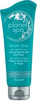 Avon Planet Spa Greek Seas slupovací pleťová maska s vyhlazujícím efektem
