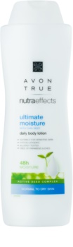 Avon True NutraEffects lait hydratant corps