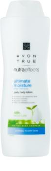 Avon True NutraEffects nawilżające mleczko do ciała