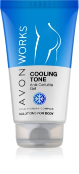 Avon Works chladivý gel proti celulitidě