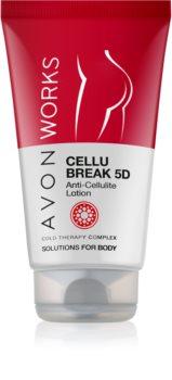 Avon Works Bodylotion to Treat Cellulite