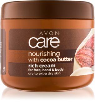 Avon Care γενική κρέμα με βούτυρο κακάο