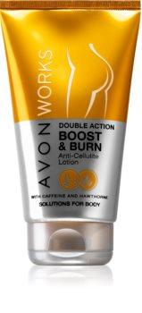 Avon Works latte corpo dimagrante anticellulite