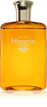avon mesmerize mystic amber for him