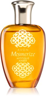 avon mesmerize mystic amber for her